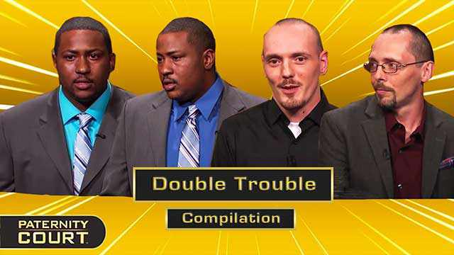 Paternity Court (06.01.2021) | Double Trouble: Twins On Paternity Court (Compilation)