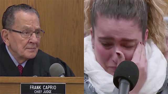 Her Ex Left Her With Parking Tickets But Judge Caprio Knew Better