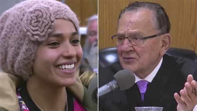 Judge Frank Caprio waives fines for Saudi student in heartwarming viral clip